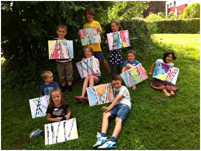 Painting Parties (3-12 years)